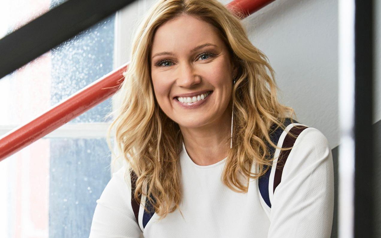 Jessica Almenäs om graviditeten och bröllopstankarna